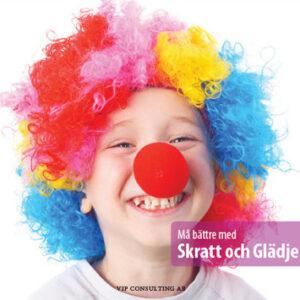 Mental Träning: Skratt och glädje