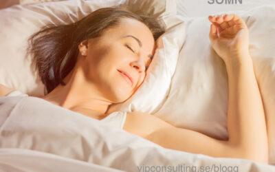 8 tips för bättre sömn