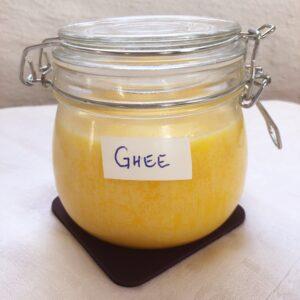 ghee smör recept