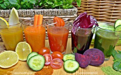Antioxidanter i kryddor och regnbågsmat