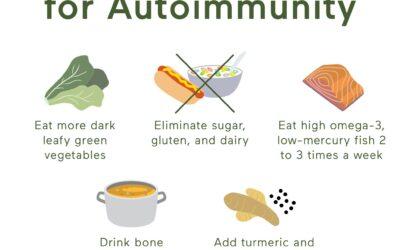 Kost vid autoimmunitet